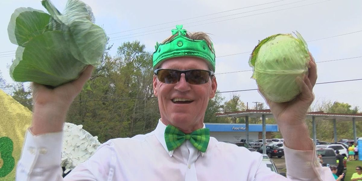 St. Patrick's Day celebrations paint the Gulf Coast green