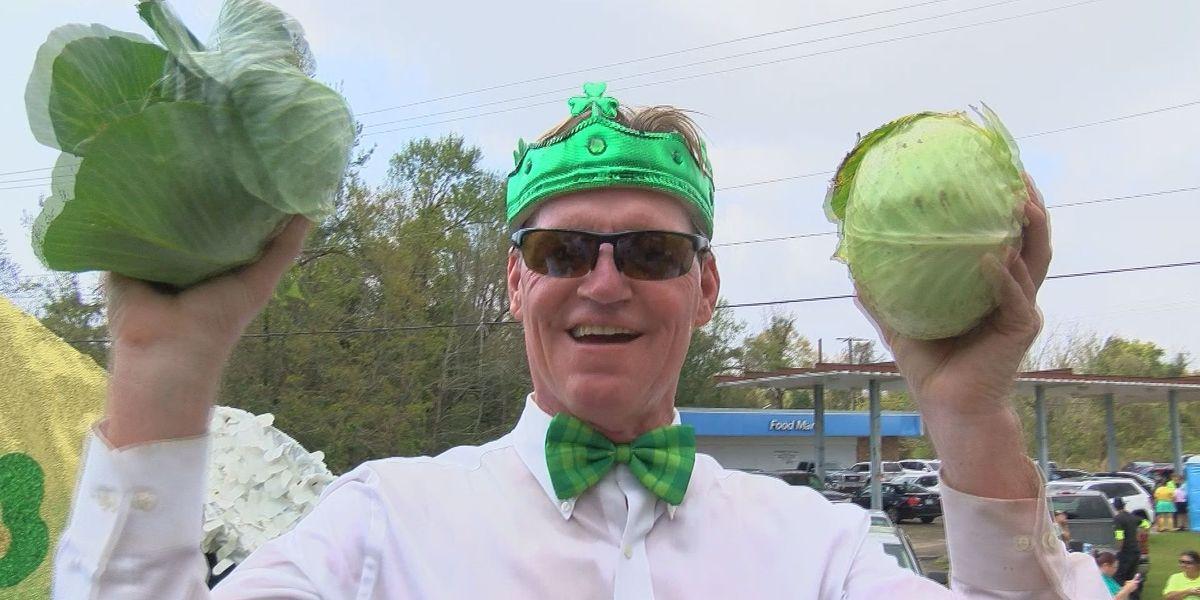 St. Patrick's Day celebrations paint the Gulf Coast green
