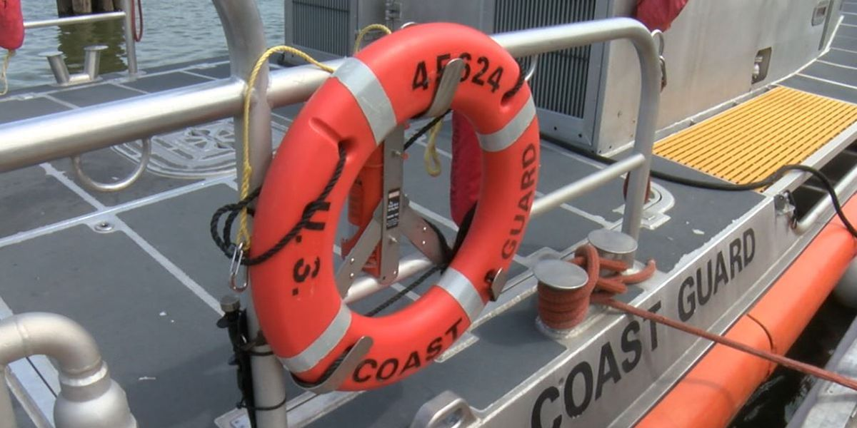 Young man who jumped overboard near West Ship Island recovered, identified