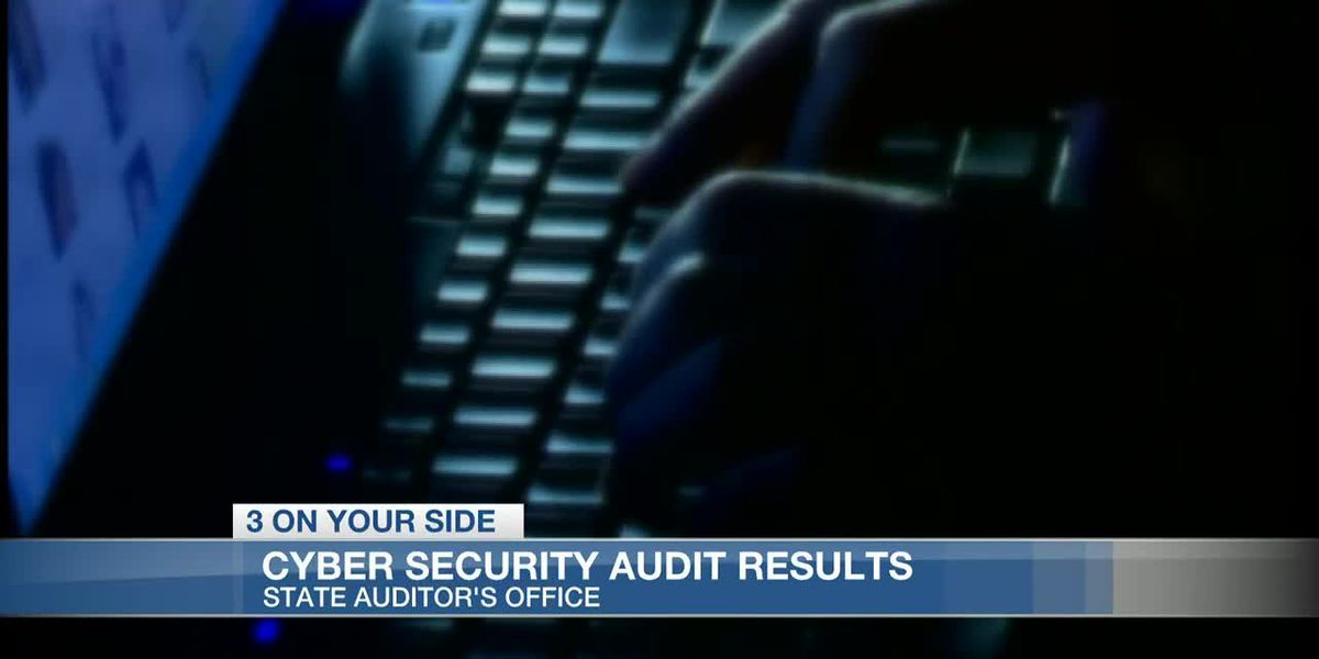 State Auditor report reveals weaknesses in state government's cyber security