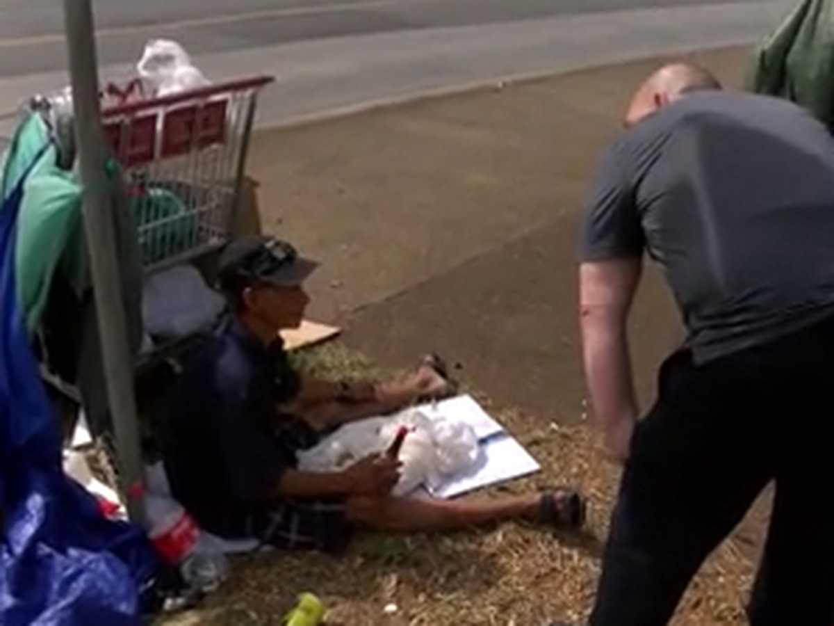HPD chief says 'temporary refuge areas' could help Oahu's homeless problem