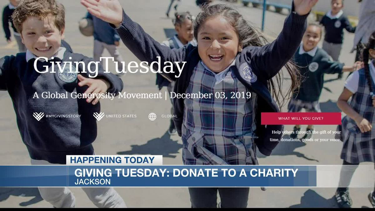 Support local charities on this Giving Tuesday