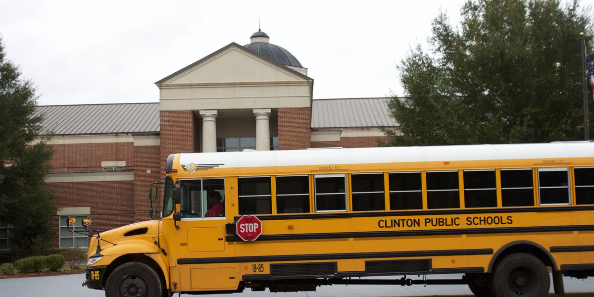 Illegally passing stopped school buses a daily occurrence in Clinton