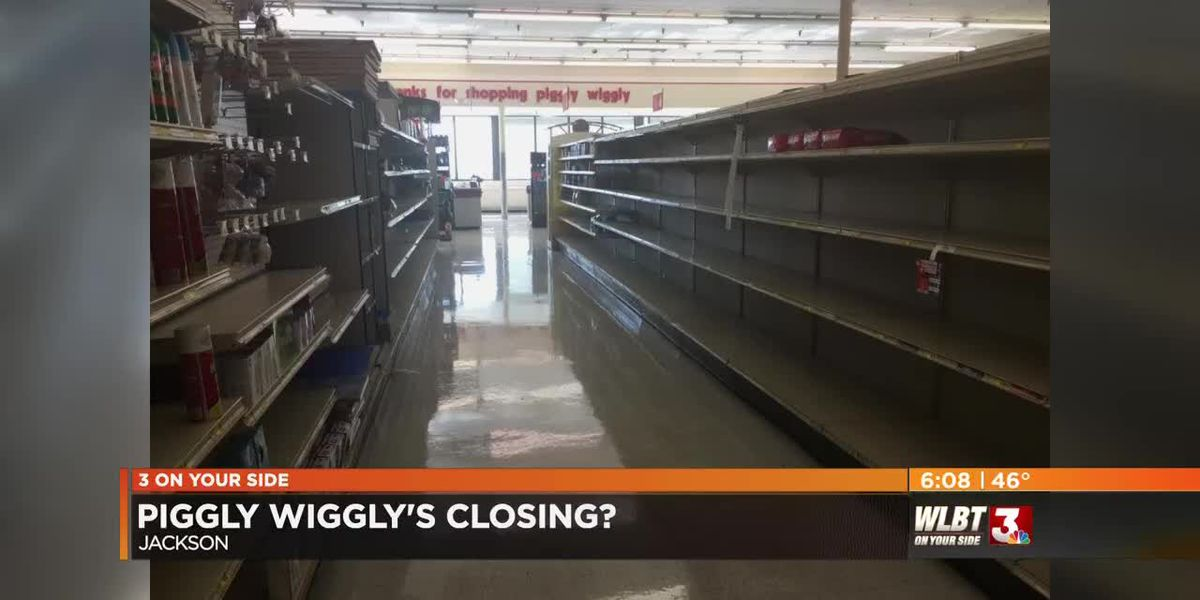 Is Piggly Wiggly closing?