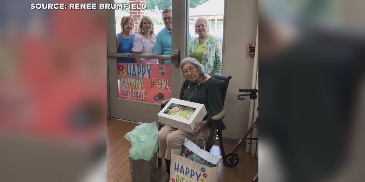 Miss. family speaks out on the struggles of isolation in nursing homes