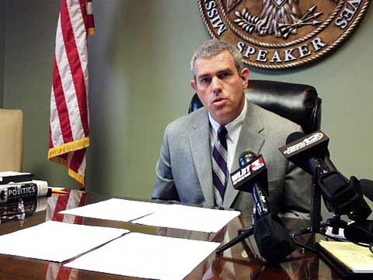 Speaker Gunn sues Gov. Reeves over partial vetoes