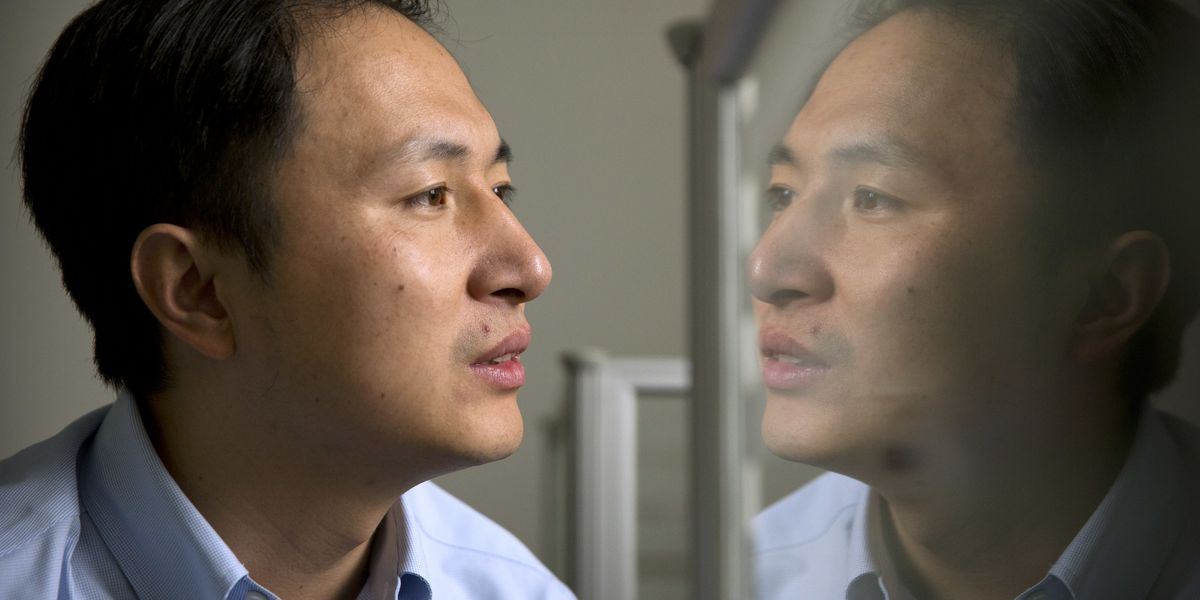 Gene-editing Chinese scientist kept much of his work secret