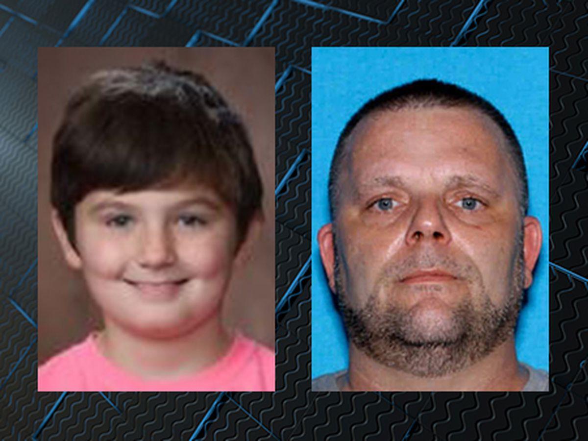 Missing Boaz child found; child porn suspect in custody