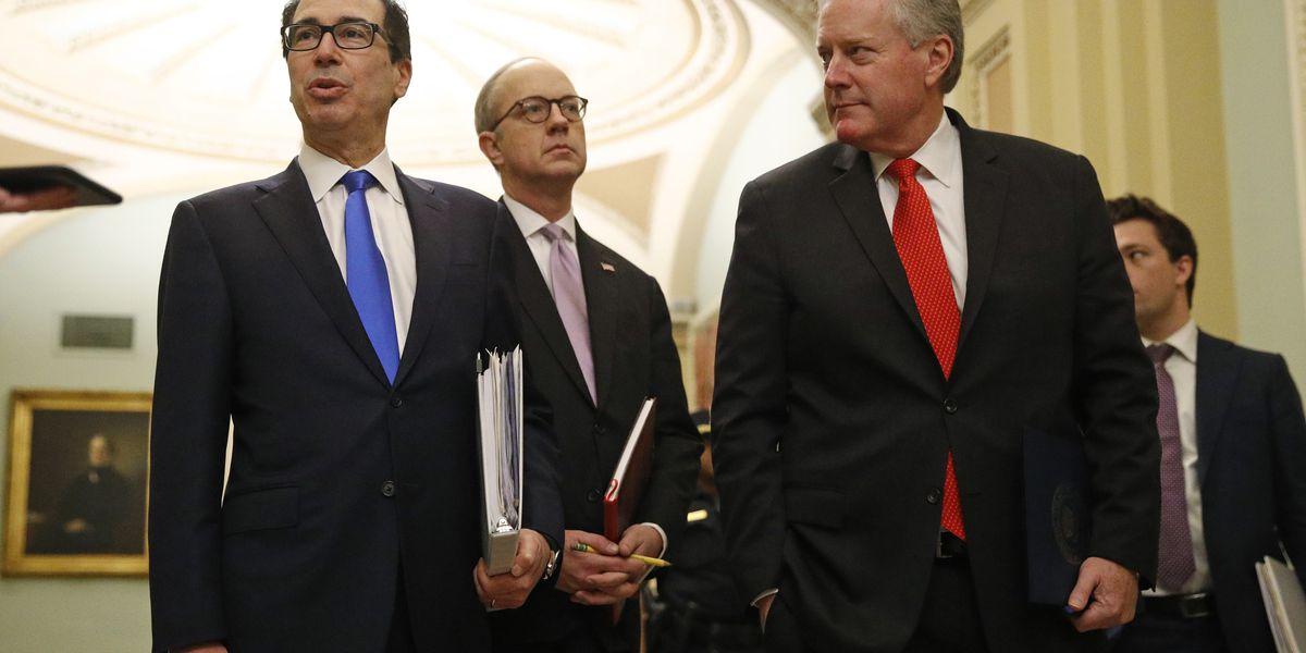 Senate passes coronavirus rescue package on unanimous vote