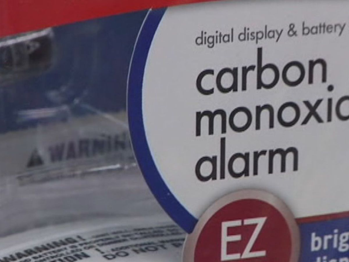 Carbon monoxide detector alerts Harvey homeowner to potentially deadly leak