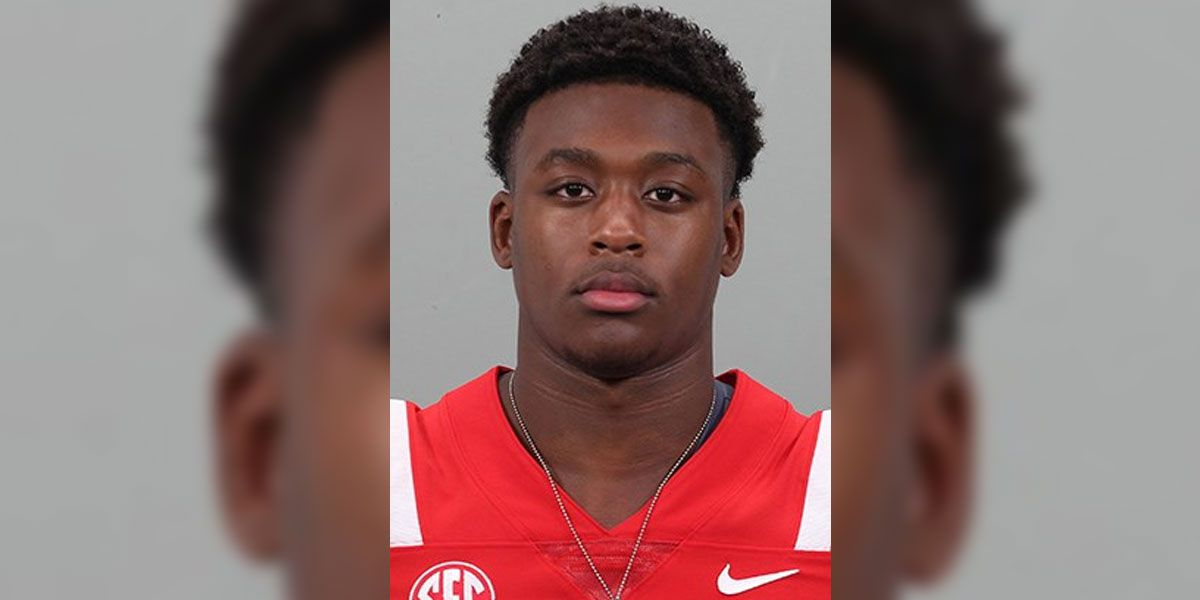 Ole Miss freshman 'has regained movement' after receiving severe injury at practice