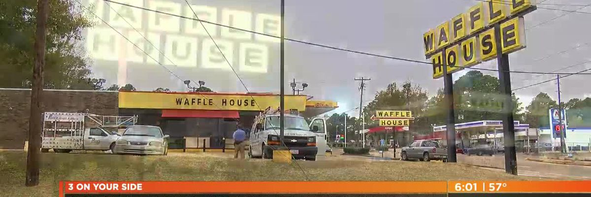 VIDEO: Shots fired into Waffle House injuring a customer, residents fed up with violence