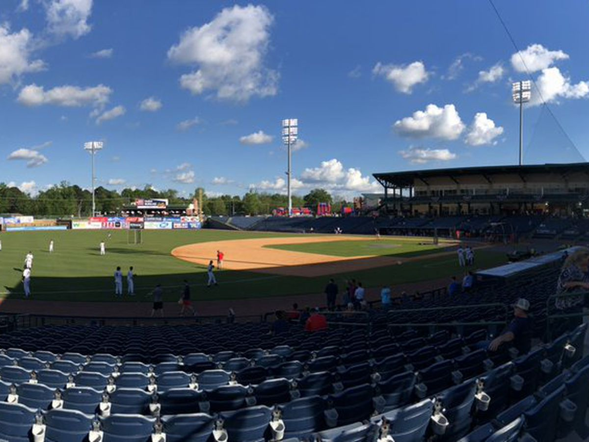 Ole Miss defeats Southern Miss, 11-2, at Trustmark Park