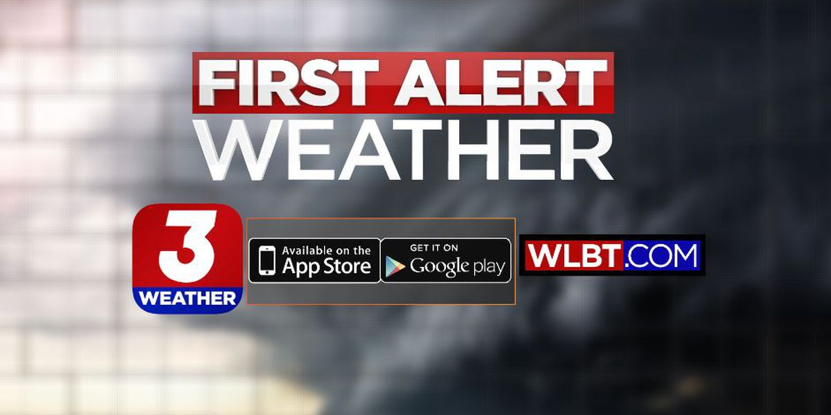 First Alert Forecast: humidity drop to come behind Wednesday