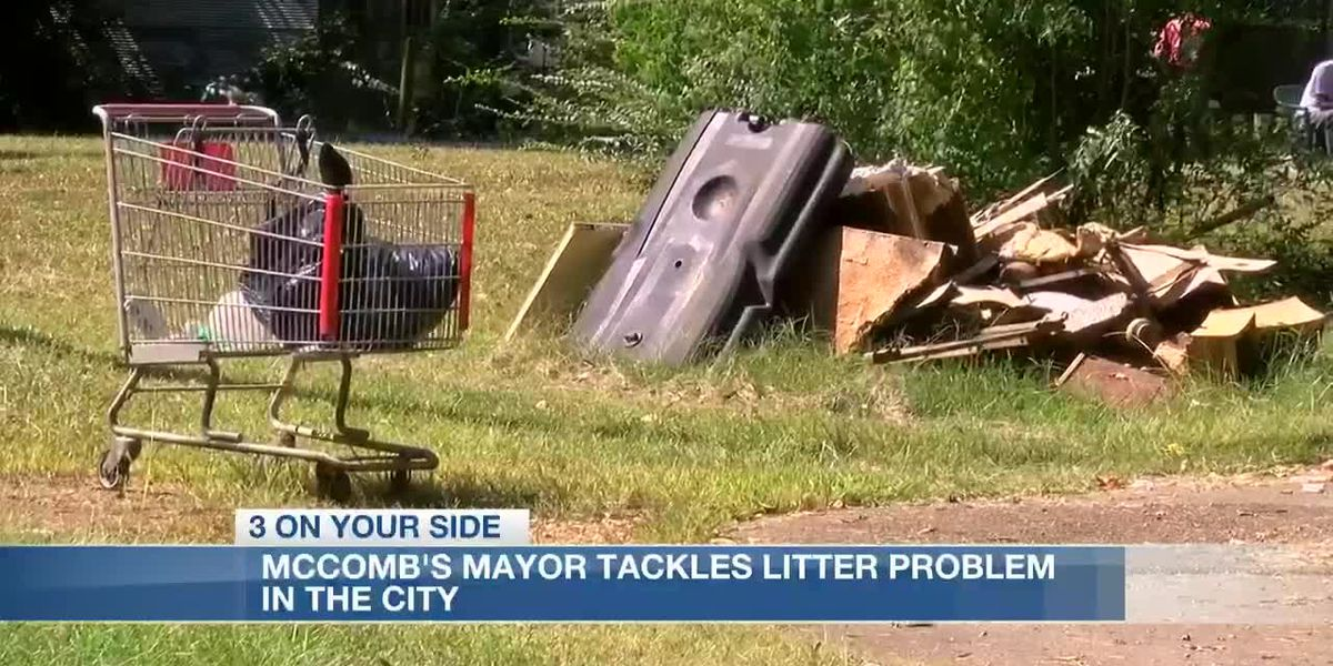 Mayor of McComb ramping up efforts to clean up the city