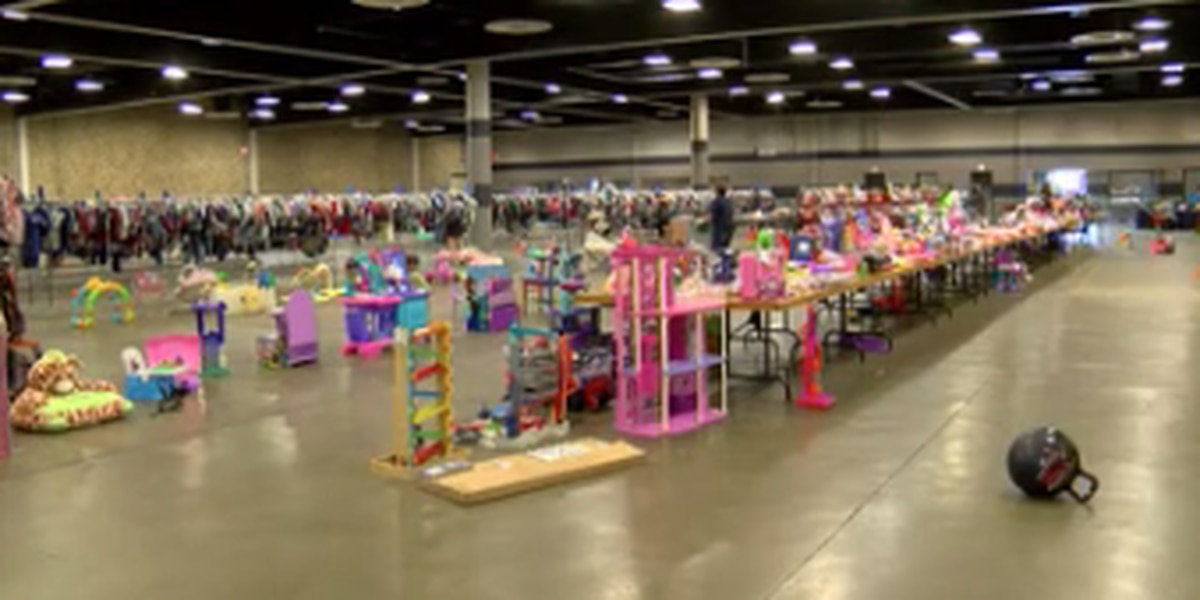 'All 4 Children' consignment event held at Mississippi Trade Mart