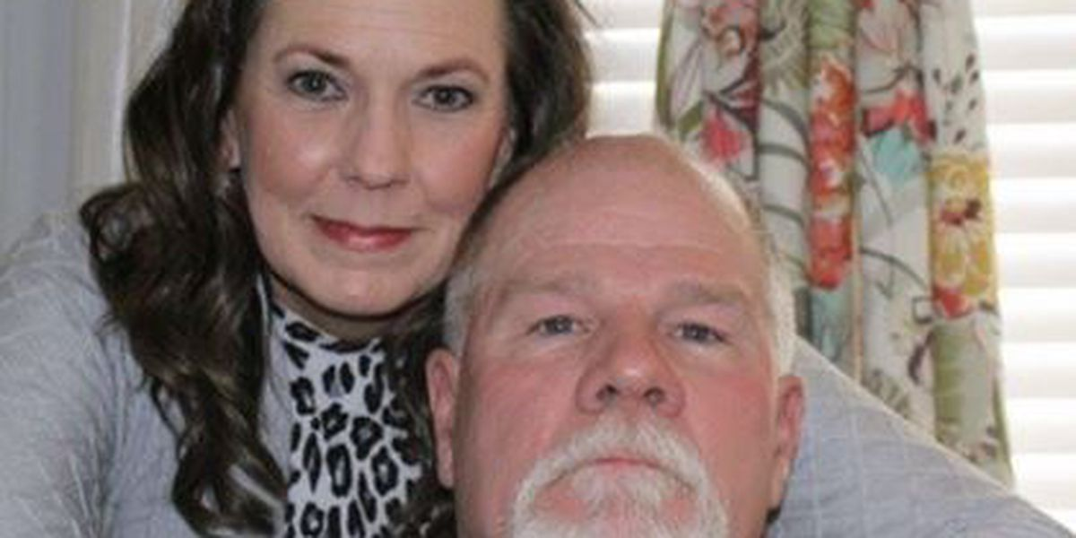 'He was able to give sight to two people': Terry woman finds comfort in husband's organ, tissue donation