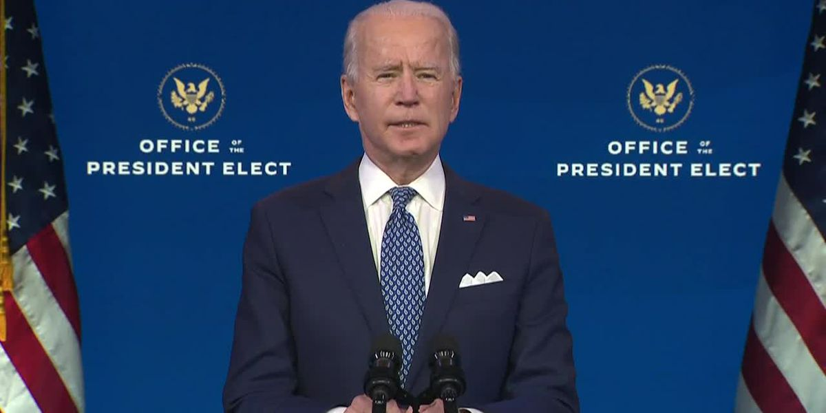 LIVE: Miss. National Guard discusses preps for Biden inauguration