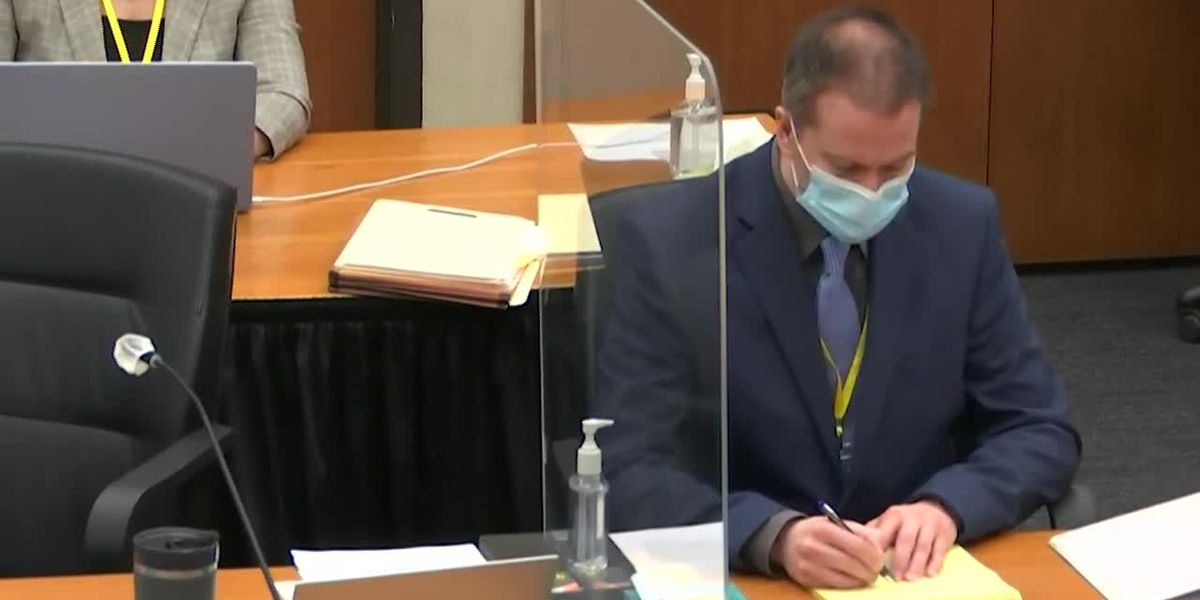 Chauvin trial: Defense makes its case