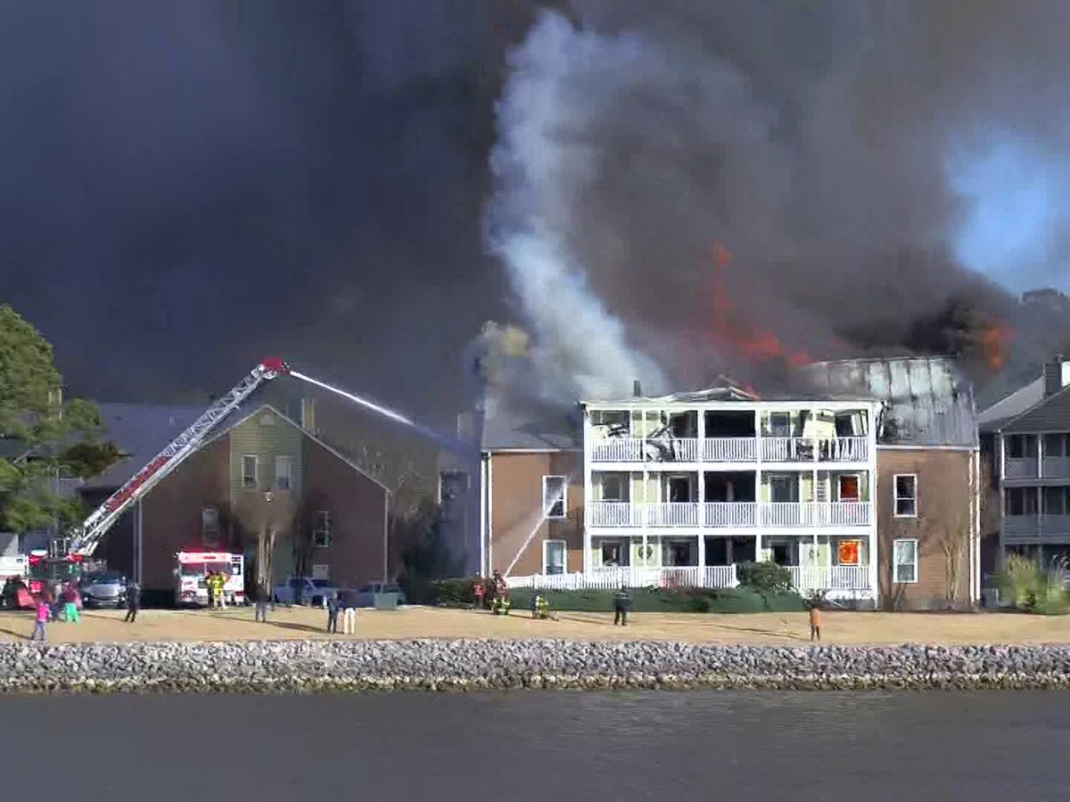 Fire breaks out at Rankin Co. apartment complex