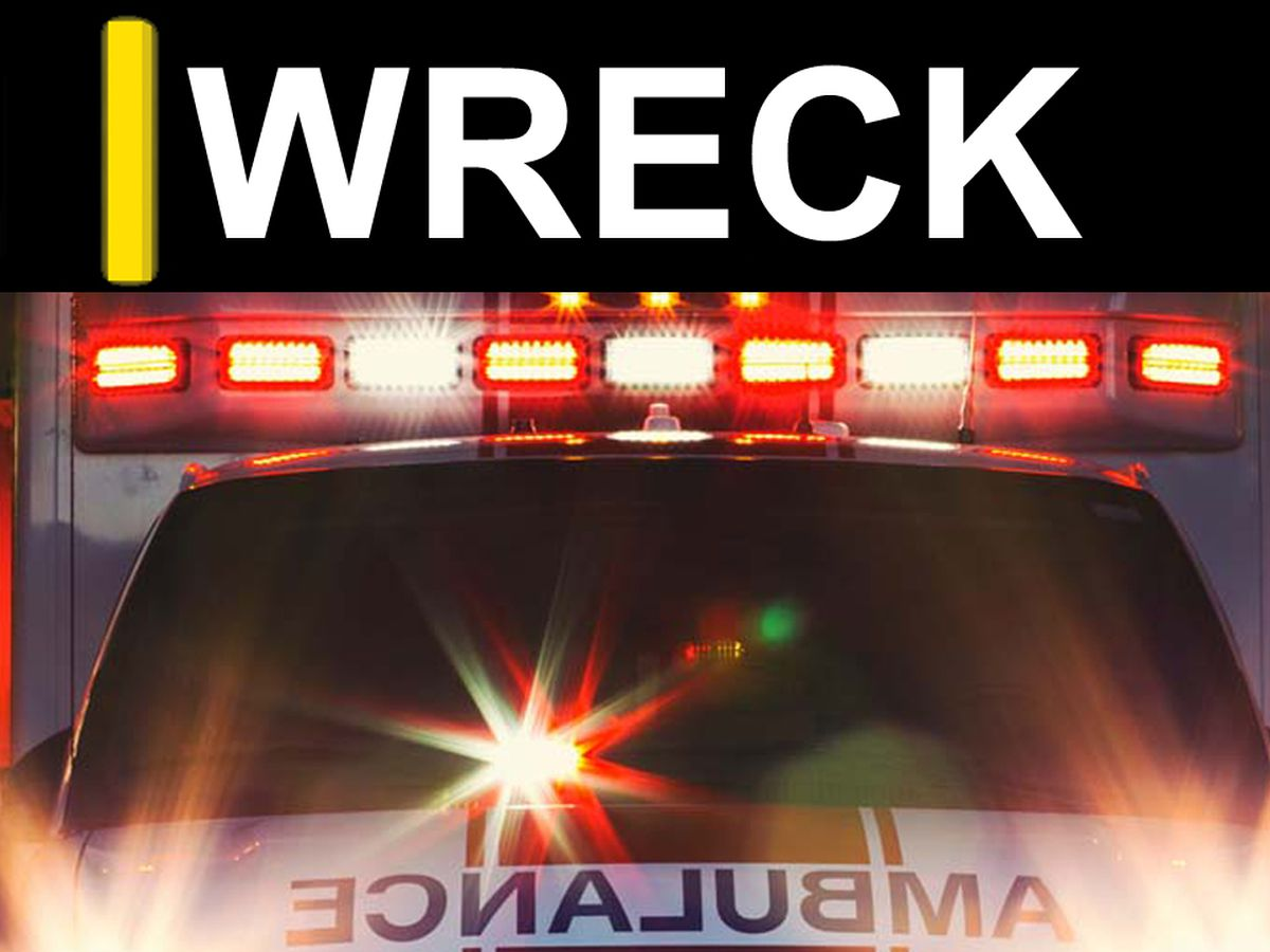 Two-vehicle wreck in Jackson leaves driver in 'very critical condition'
