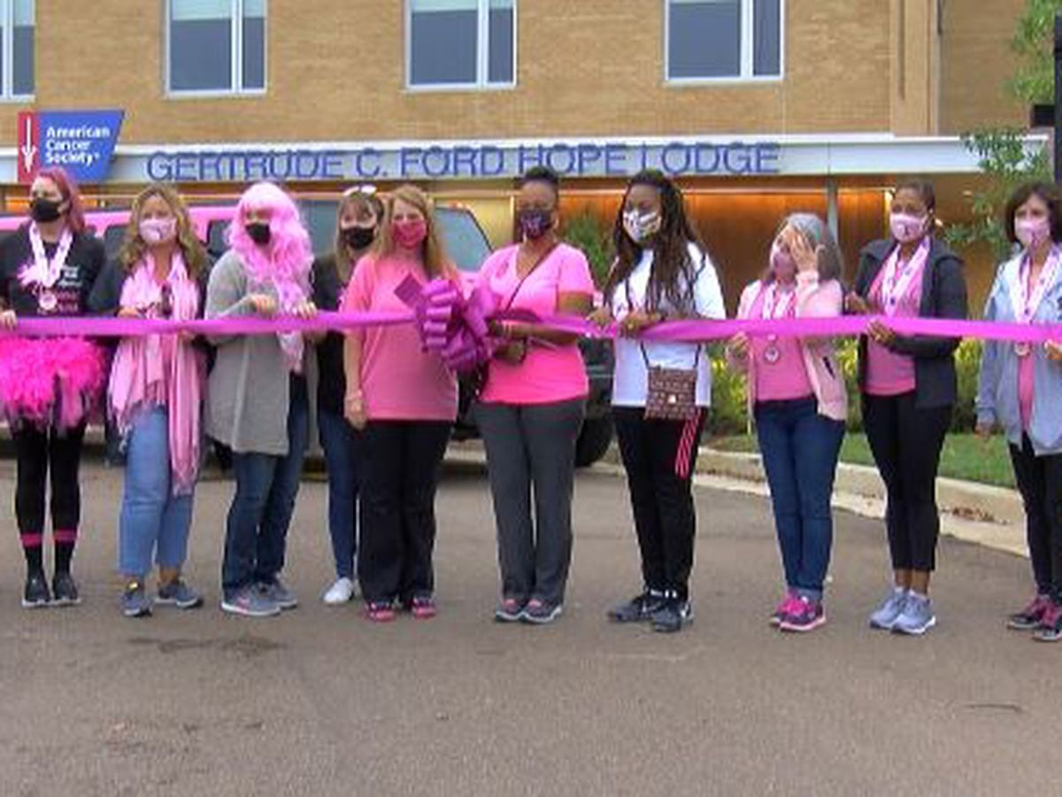 Breast cancer survivors go 'Cruisin' for a Cure' in Jackson