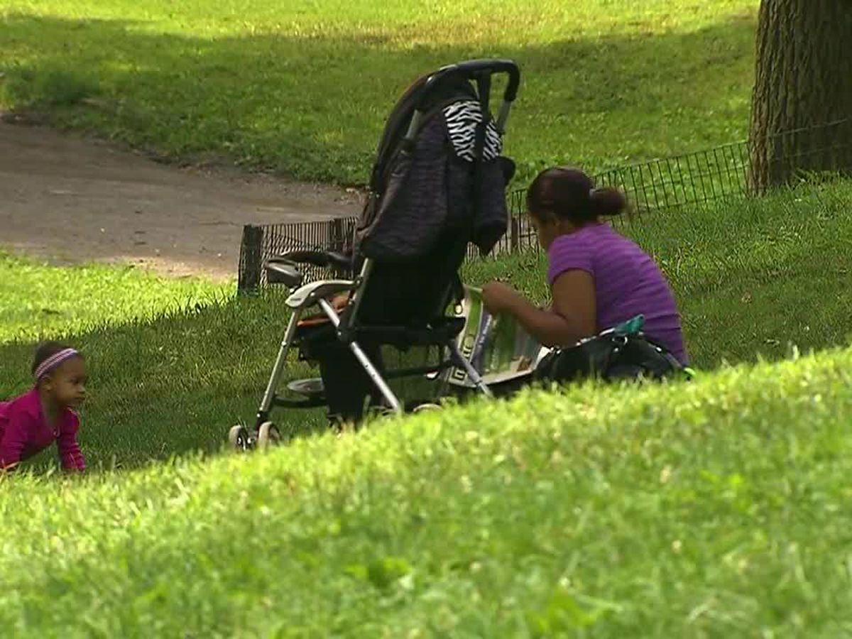 Get outside: It's the best way to reduce stress, study says