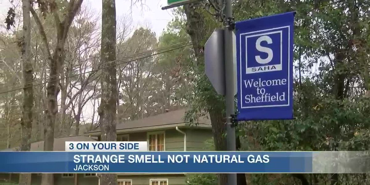 What The Smell? Jackson residents complain about mysterious odor