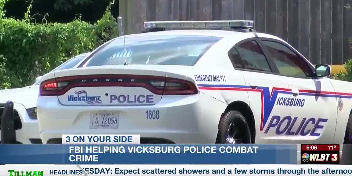 Federal agents headed to Vicksburg after alarming spike in gun violence