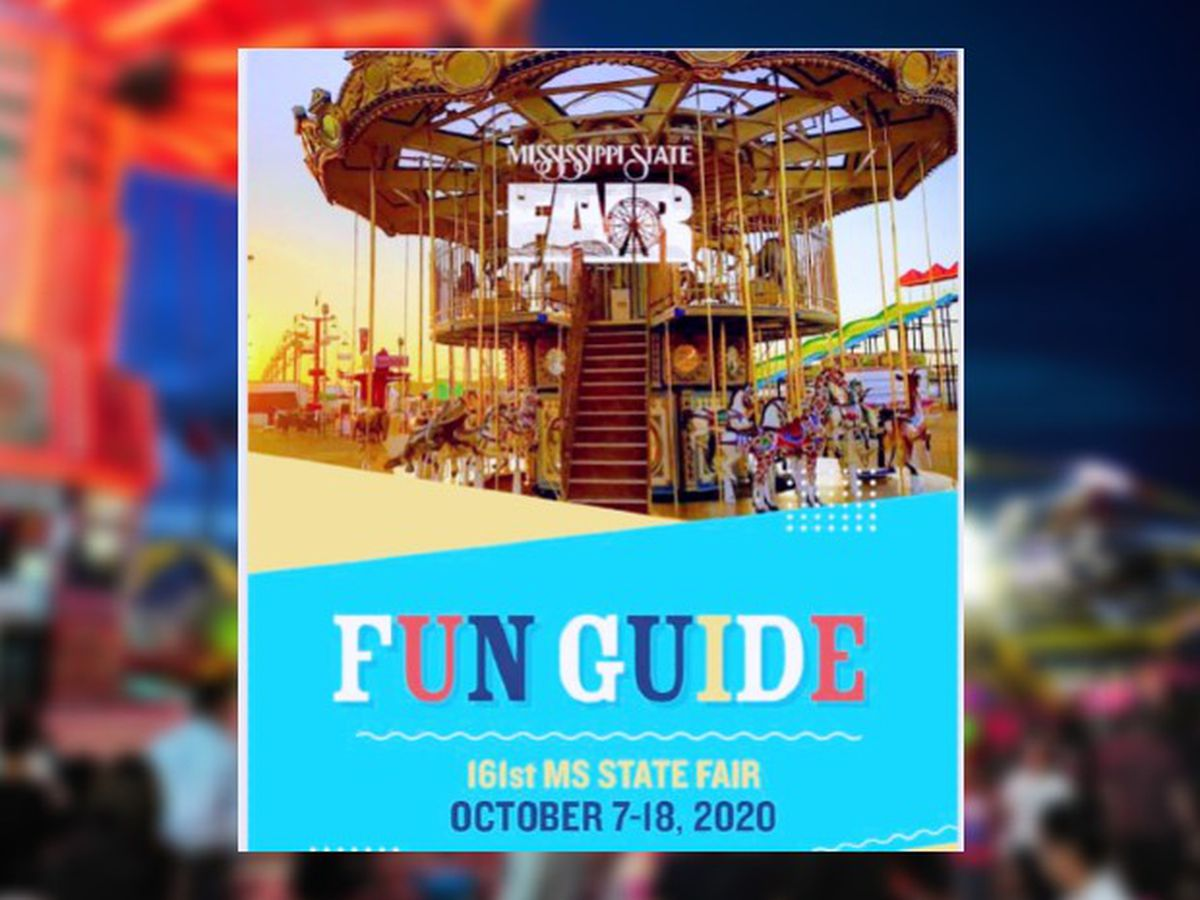 Commissioner Gipson says the Mississippi State Fair is still on - social distance style