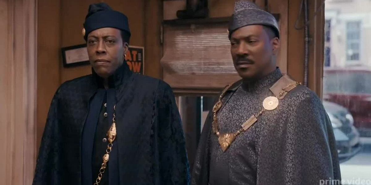 33 years later, Eddie Murphy, Arsenio Hall return to Zamunda in 'Coming 2 America'
