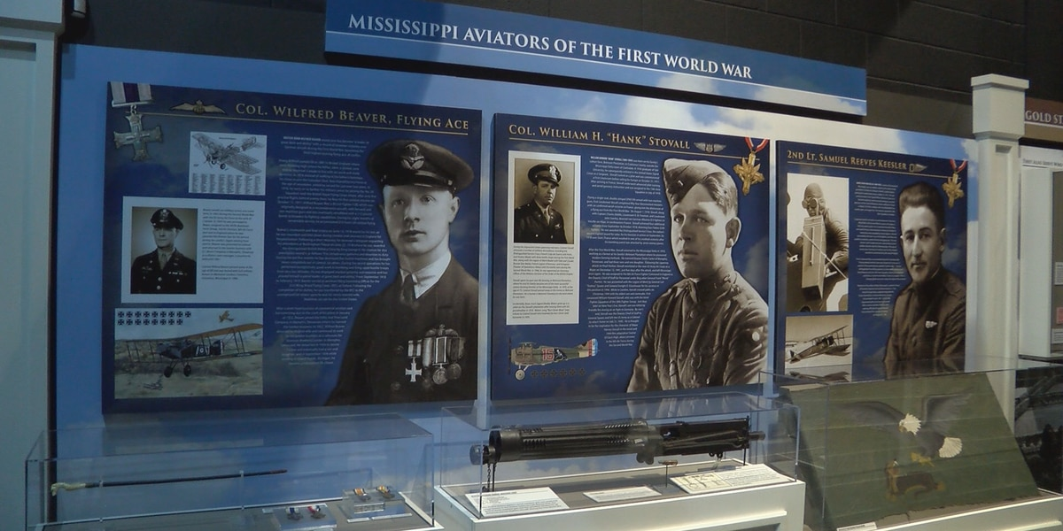 Camp Shelby museum to open on Veterans Day