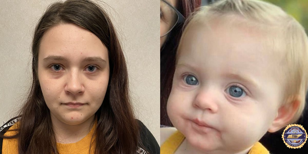 Mother of missing 15-month-old Evelyn Mae Boswell arrested for false reporting