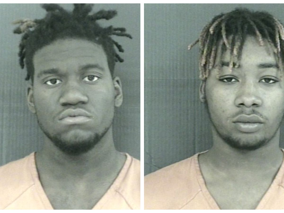 Two teens arrested in shooting death of Canton man