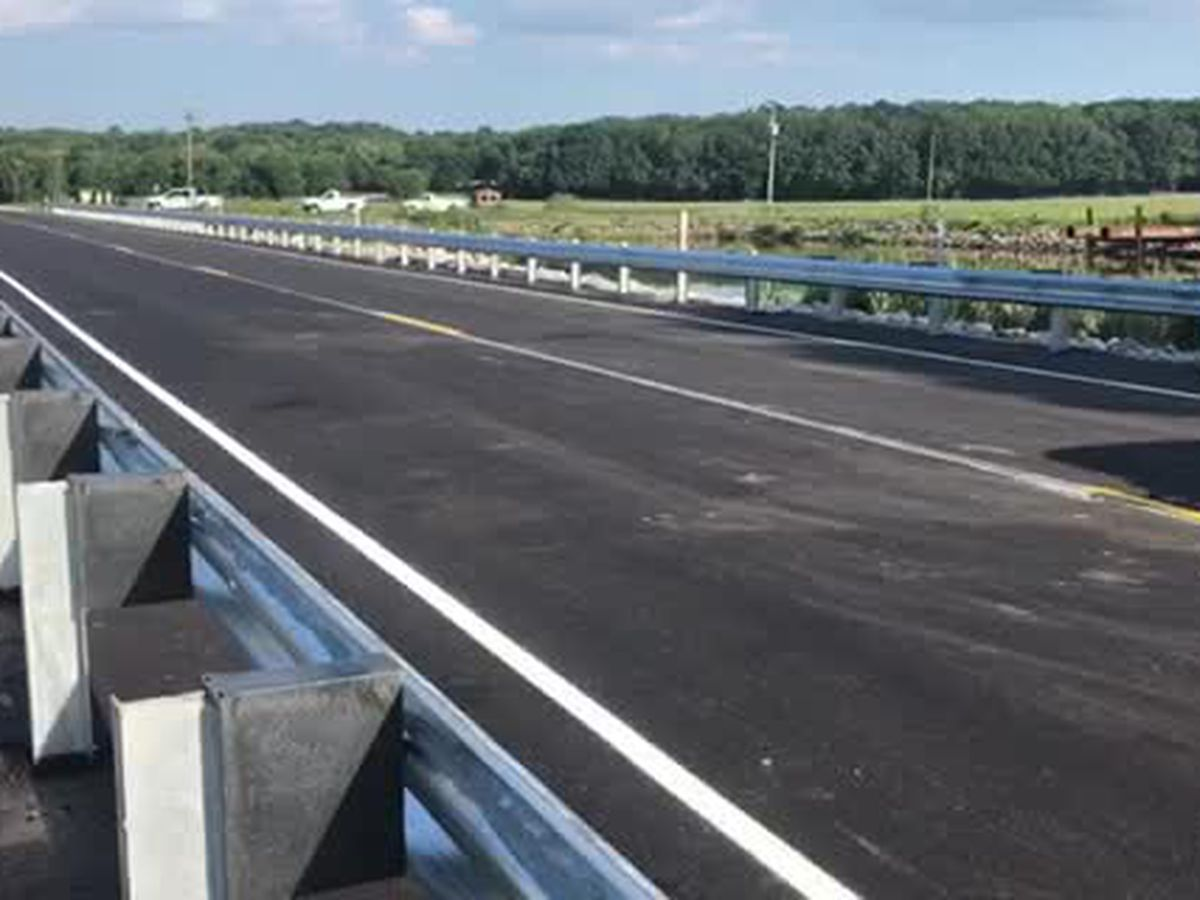MDOT completes State Route 43 project ahead of schedule