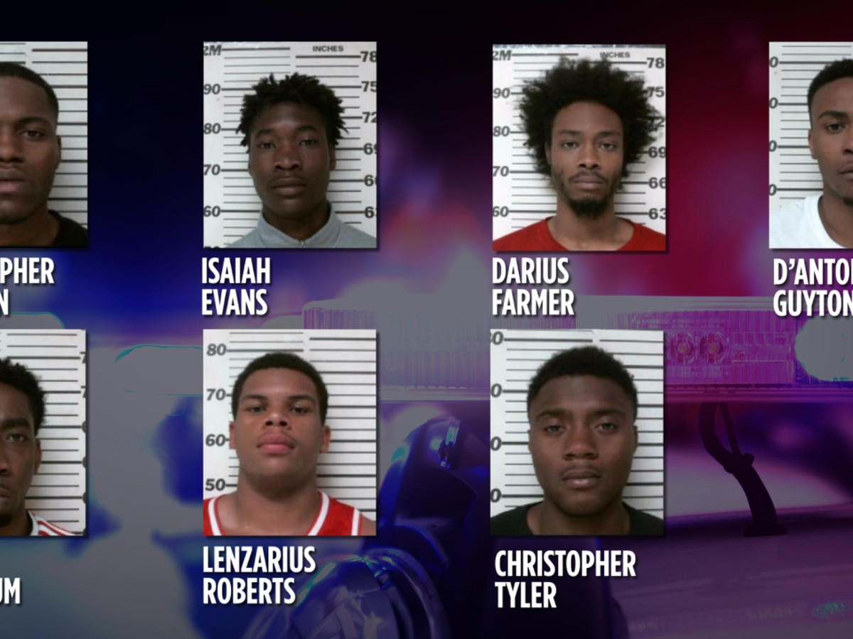 Seven suspects in shooting death of Ridgeland father facing additional charges; case bound over to grand jury