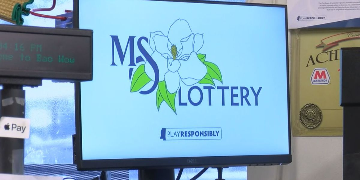 Mississippi's first week of lottery sales bring in nearly $9 million