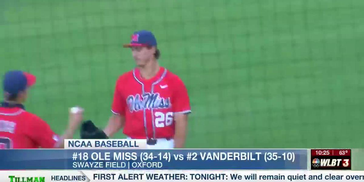 Ole Miss relies on homers to beat Vandy