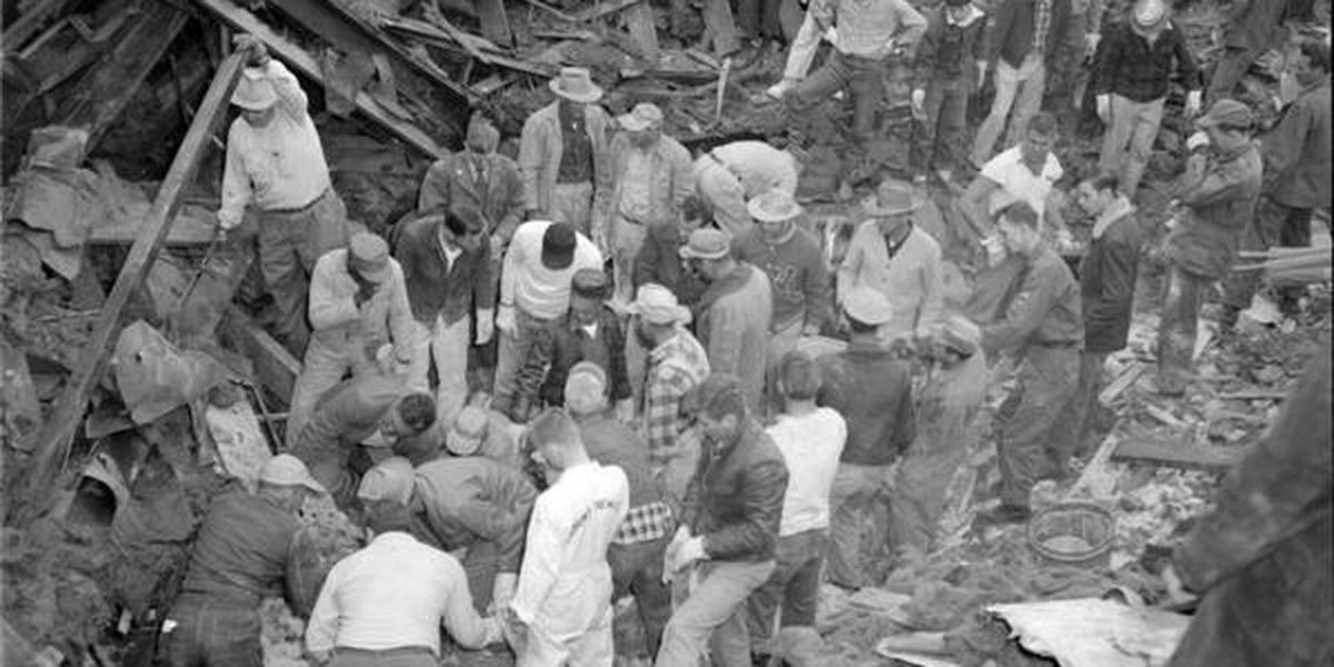 Wednesday marks the 65th anniversary of one of the most deadly tornadoes in state history