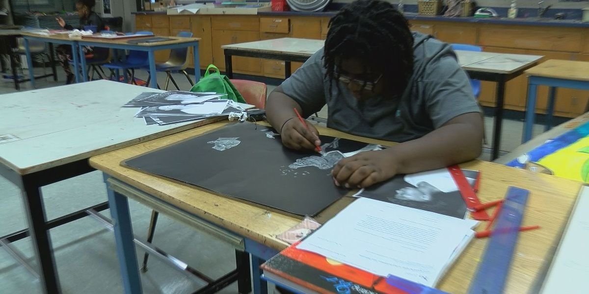 Jackson high school student's artwork to be featured in national exhibit