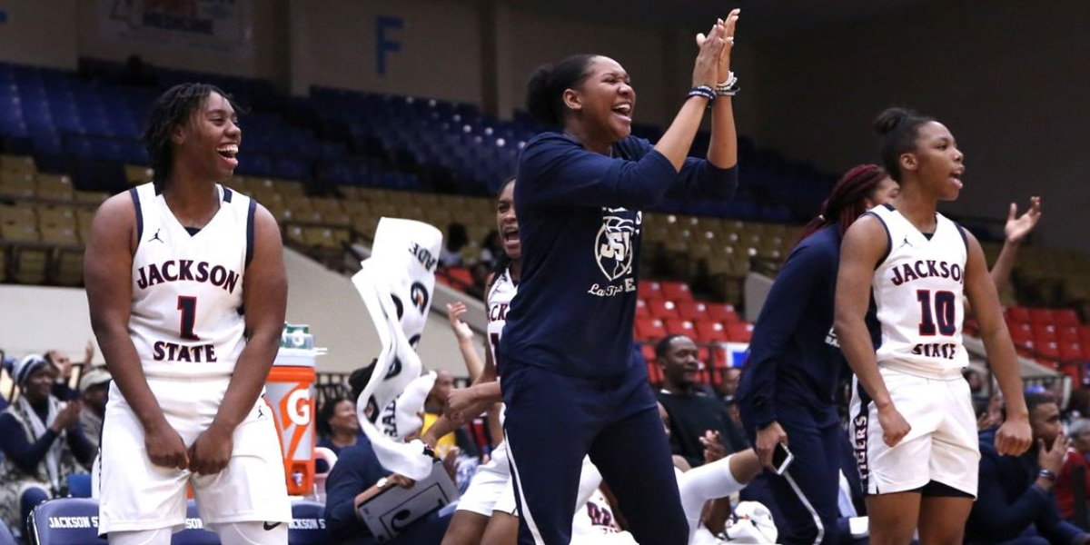 Lucky shines as JSU women score win in SWAC opener
