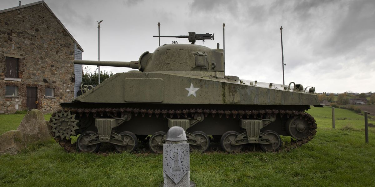 WWII Allies, ex-enemy Germany mark 75th anniversary of Battle of the Bulge