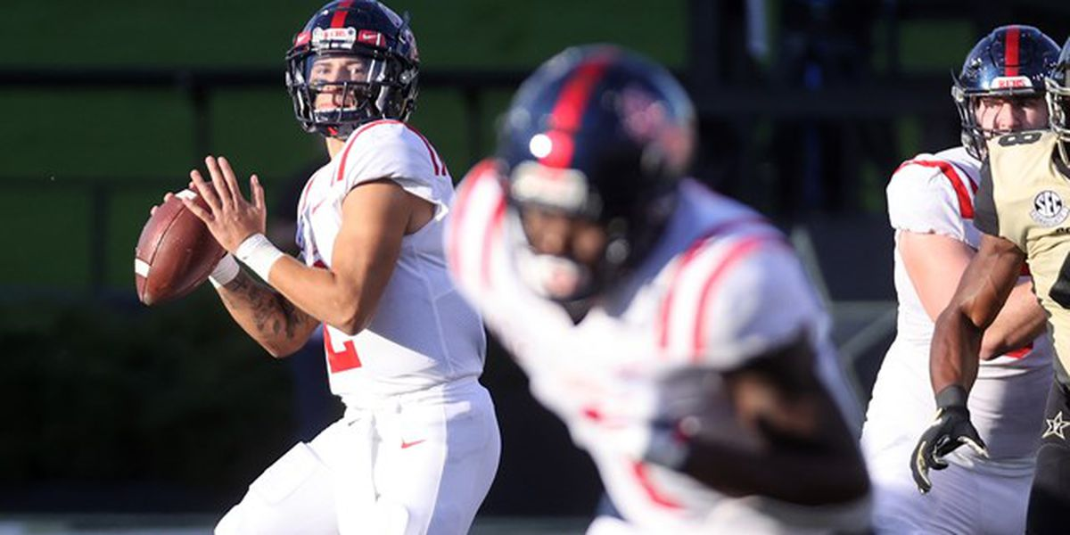 Corral and Moore set records as Ole Miss rolls Vanderbilt