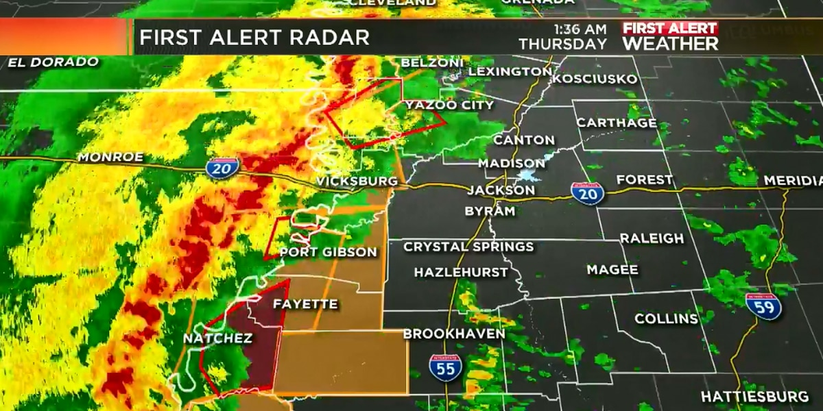 FIRST ALERT: Severe weather continues to move east across state