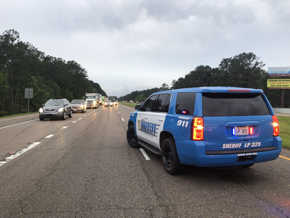 4 Mississippi residents dead, 1 seriously injured in I-12 crash
