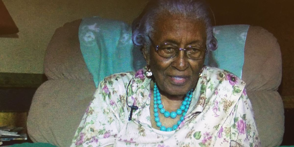 98-year-old woman depending on faith during Yazoo County flooding