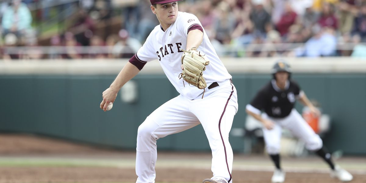 Mississippi State's Ginn Earns SEC Co-Freshman of the Week