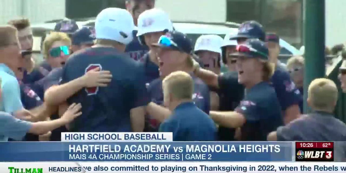 Hartfield falls to Magnolia Heights in MAIS 4A final