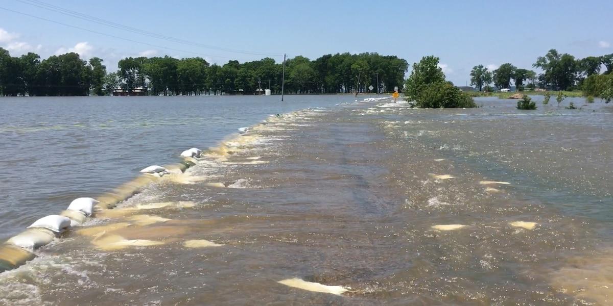 Flooding impacts more homes at Eagle Lake