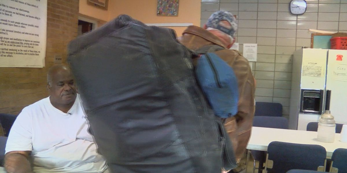 Cold weather shelters open for Jackson's homeless